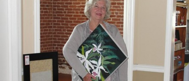 Local Artist Makes Big Move In Furthering Her Career