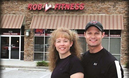RobZFitness Adds Cardio Center To Offerings