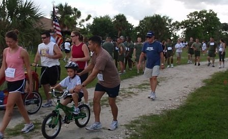 The Tampa Area Marine Parents Association, Inc (T.A.M.P.A.) To Host 5th Annual Run For The Fallen