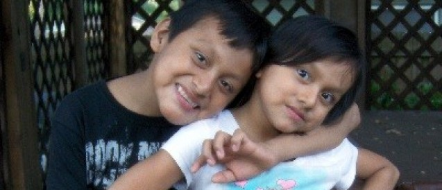 Luz Fund And A Local Host Family Help Peruvian Siblings Receive Medical Care