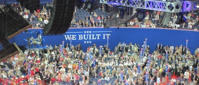 First Day of RNC Delivers Both Solidarity and Controversy