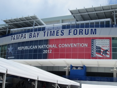 Mayor Welcomes RNC to Tampa