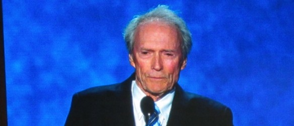 Actor Clint Eastwood makes Appearance at RNC Closing Night