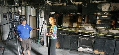 Frost Elementary Classroom Fire Prompts Community Support for Teachers
