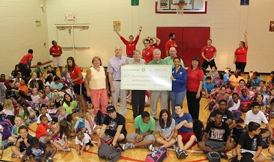 Brandon Family Y Receives $10,000 Grant From BP And APEC