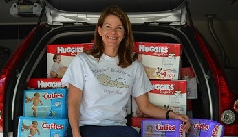 Blessed Bottoms Needs Help To Continue To Give 7,000 Diapers Per Month