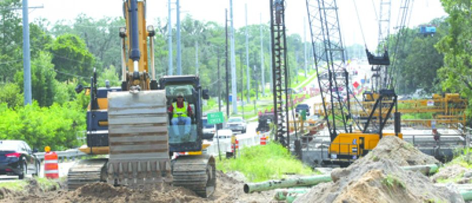 County Promises Boyette Rd. Phase III Widening Project On-Time Completion