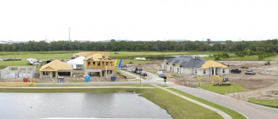 Sales Begin As Newland's Waterset Builders Announce Pricing, Models Opening This Fall