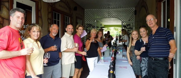 Wine Fest Admission Includes Free Tasting Glass, 100-Plus Wines & More