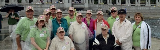 World War II veterans need guardians to accompany them on a day trip to visit their memorials in Washington, D.C.