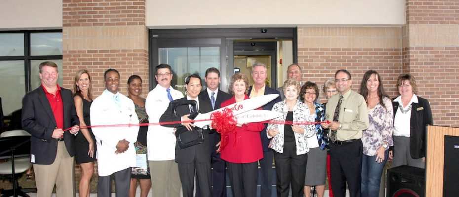 Ribbon Cutting FSED in PLant City