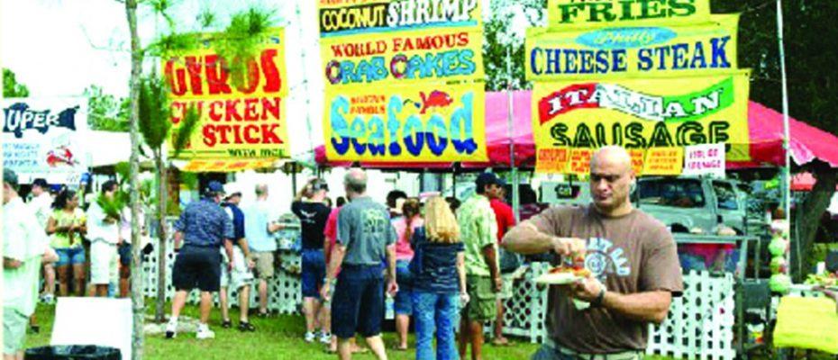 Ruskin Seafood Festival