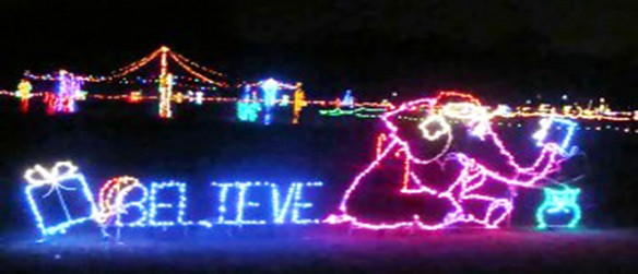 Best Places To See The Holiday Lights
