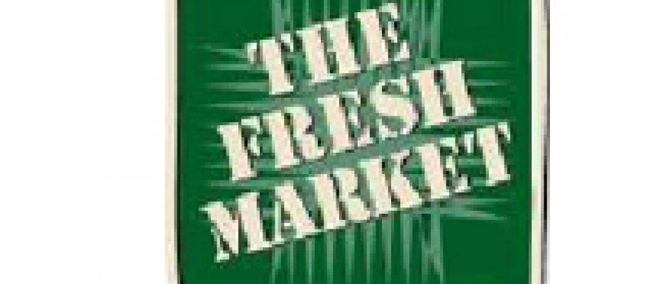 fresh market front