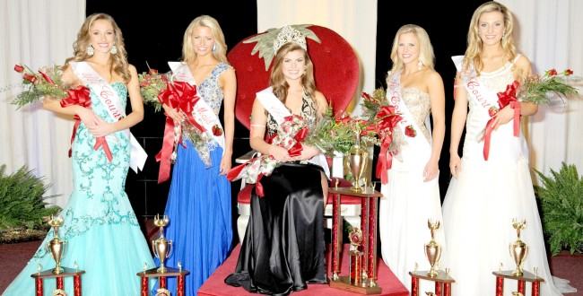 Florida Strawberry Festival has a New Queen