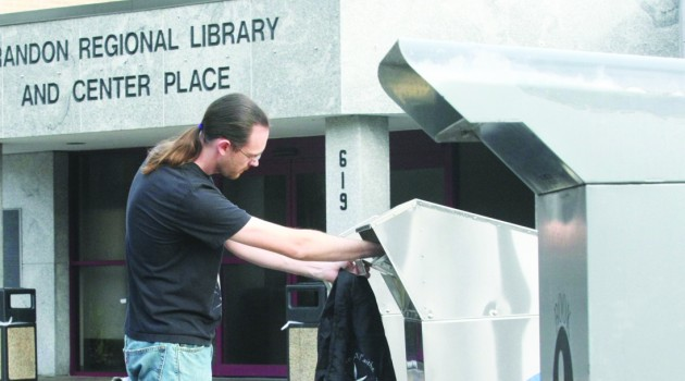 Brandon Library Gets Six New Parking Spaces With Upcoming Improvement