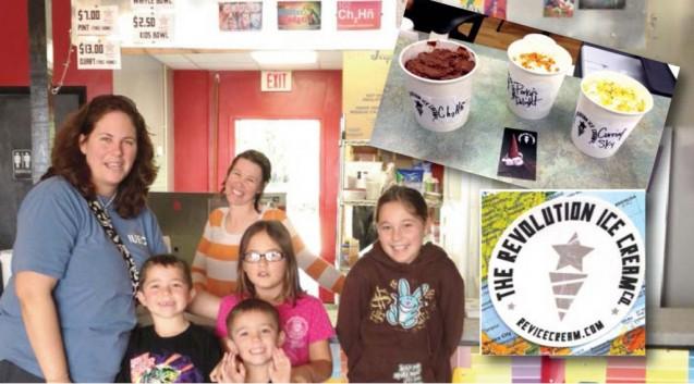 Revolution Ice Cream Churns Up Something New In Brandon