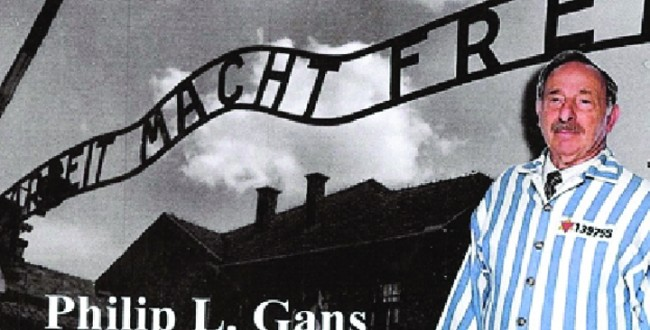 Auschwitz Prisoner 139755 Shares His Survival Story At Free Event