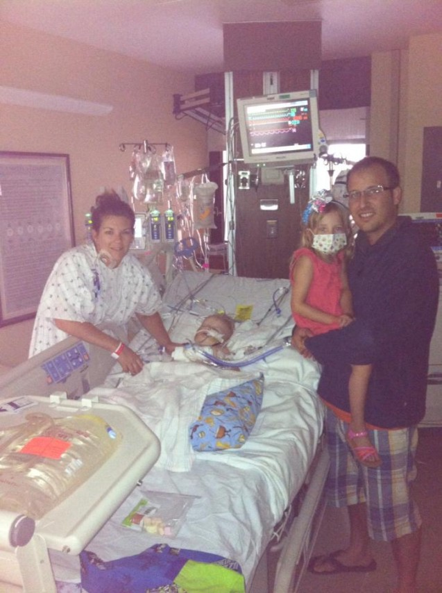 Mom And Toddler Recovering Together At Tampa General After Kidney Donation