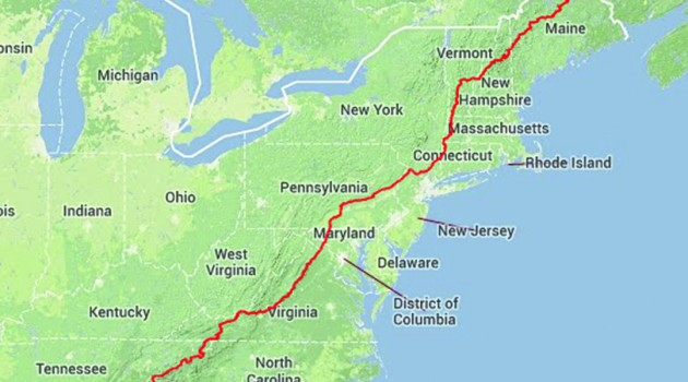 Valrico Friends Start Six-Month Appalachian Trail Journey