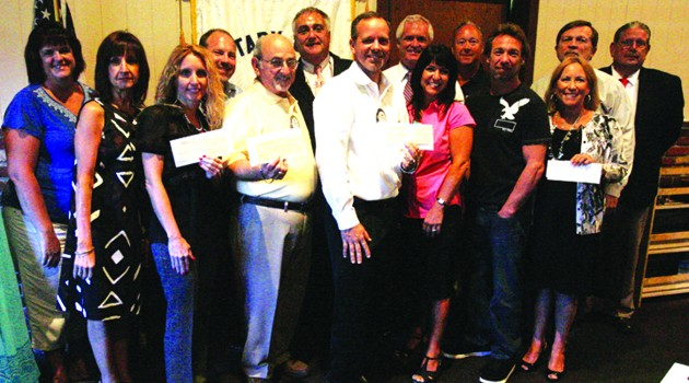 Rotary Donates $50K To Local Charities