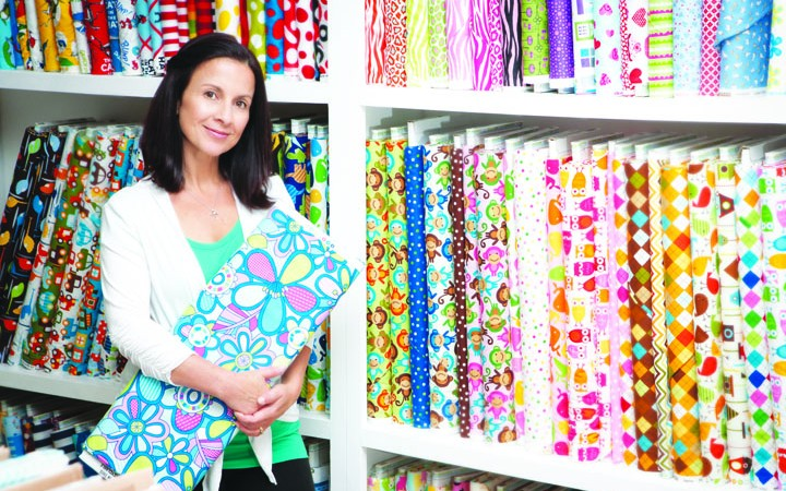 Gigi's Fabrics Is Stitching Up Some New Business With Brick & Mortar Store