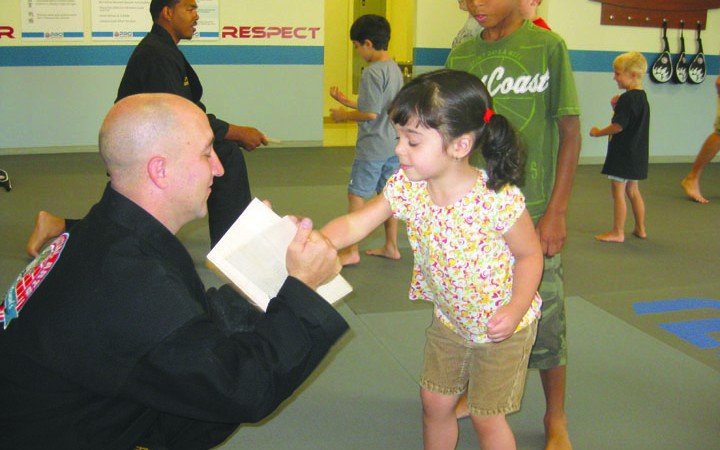Martial Arts School Will Help Build Character For A Lifetime