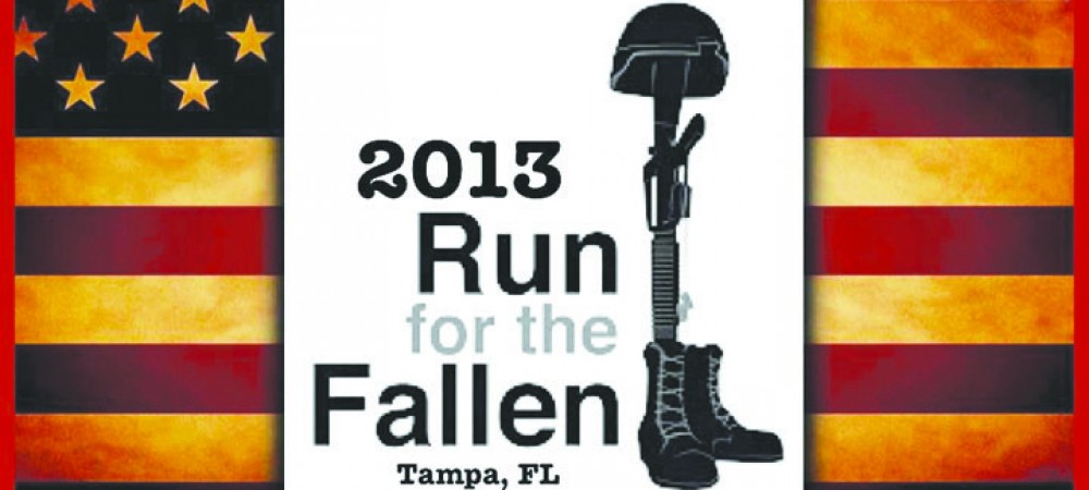 Run for the Fallen Set to Educate Community About Fallen Heroes