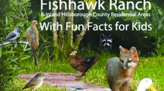 Local Author Showcases Area Wildlife