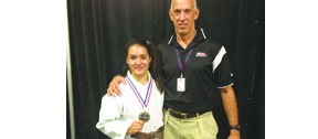 Local Teen Competes at International Judo Tourney