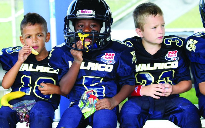Rams Youth Football and Cheer Starts Ninth Season with Strong Community Support