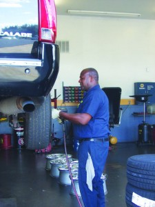 Long Tire and Auto Service Centers only employ ASE certified technicians who live locally.