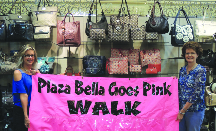 "Help Knock Out Breast Cancer At The 6th Annual ""Plaza Bella Goes Pink"""