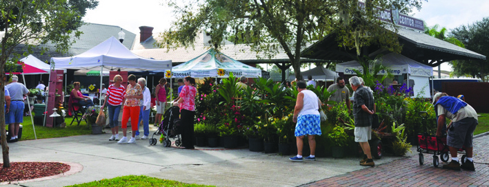 "Plant City Garden Club & Plant City Downtown Merchants And Business Association To Host Annual ""GardenFest & More"""