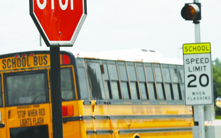"""HCSO Launches """"Got Brakes?"""" Campaign as 1,100 School Buses Take to Area Roads"""