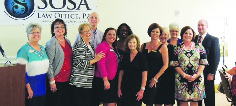 The Greater Seffner Area Chamber Of Commerce Installs New President And Board of Directors