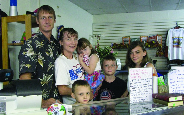 Seffner Thrift Store Gives Back to the Community