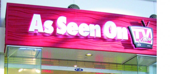 The As Seen on T.V. Store Re-Locates To New Storefront In Brandon Mall