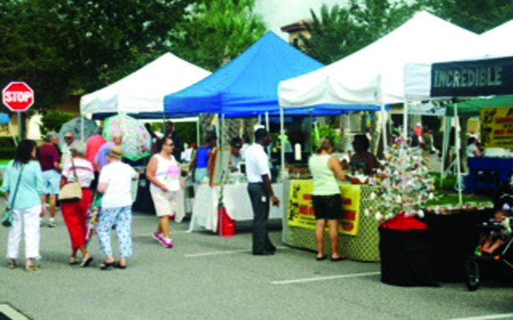 Valencia Lakes Presents 3rd Annual Free Arts And Crafts Festival