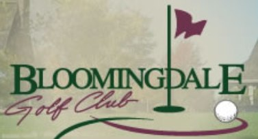 Bloomingdale Chorus Department's First Annual Golf Tournament