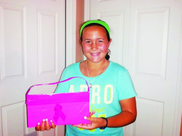 Lithia Girl To Raise Money For Alex's Lemonade Stand During Fishhawk Garage Sale