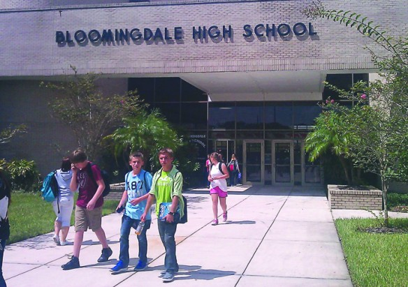 Bloomingdale High Posed To Start Building Project To Support Athletic Success