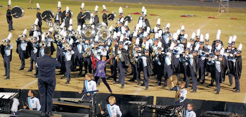 Newsome To Host Marching Band Festival