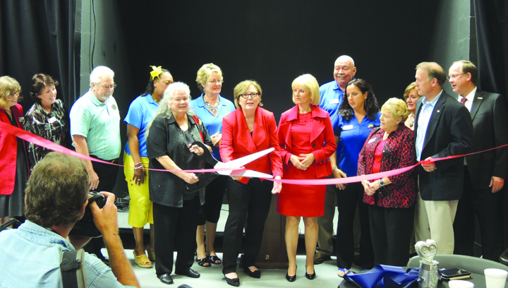 The Firehouse Cultural Center Officially Opens With Ribbon Cutting Ceremony