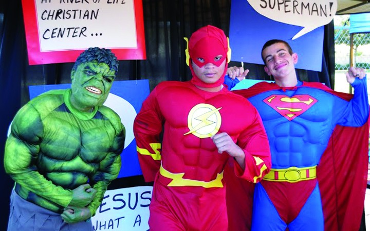 Riverview's Trick-or-Treat Street Celebrates 25 Years