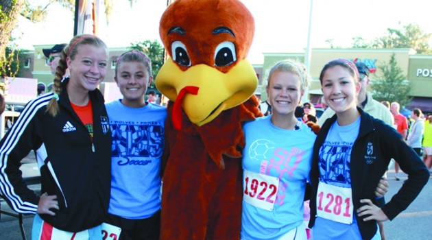 Register The Whole Family For This Year's Fifth Thanksgiving Day Turkey Trot