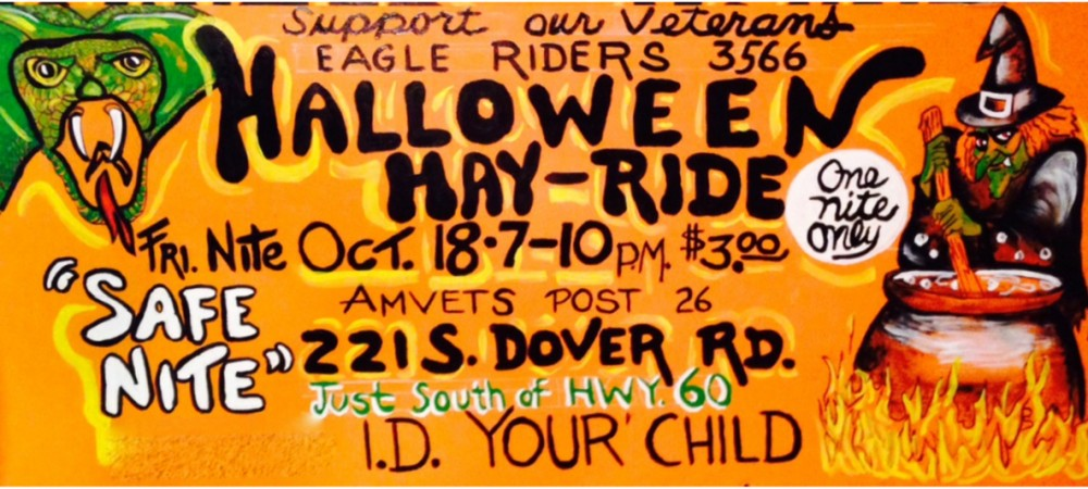 Brandon Eagle Riders Host One Night Of Safe Halloween Fun