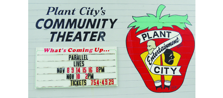 Plant City Entertainment's Fall Production Will Be Parallel Lives!