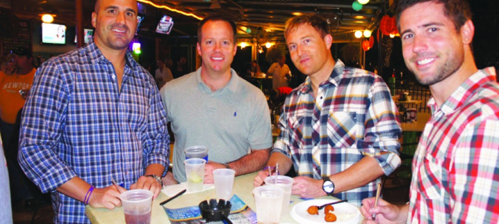 Be A Part Of The 5th Annual Treyfest Captain's Party & Fishing Tournament