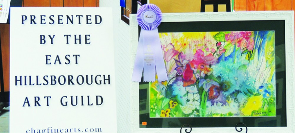Fine Art And Photography On Display At The Hillsborough County Fair